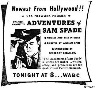 Sam Spade