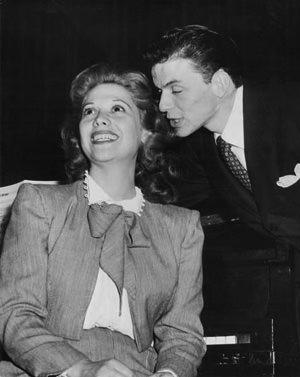 Dinah Shore & Frank Sinatra