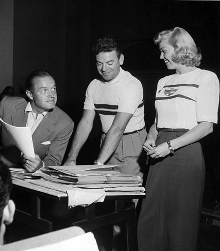 Les Brown, Bob Hope, Doris Day