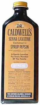 Dr. Caldwell�s Syrup Pepsin