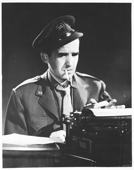 Edward Murrow Typewriter