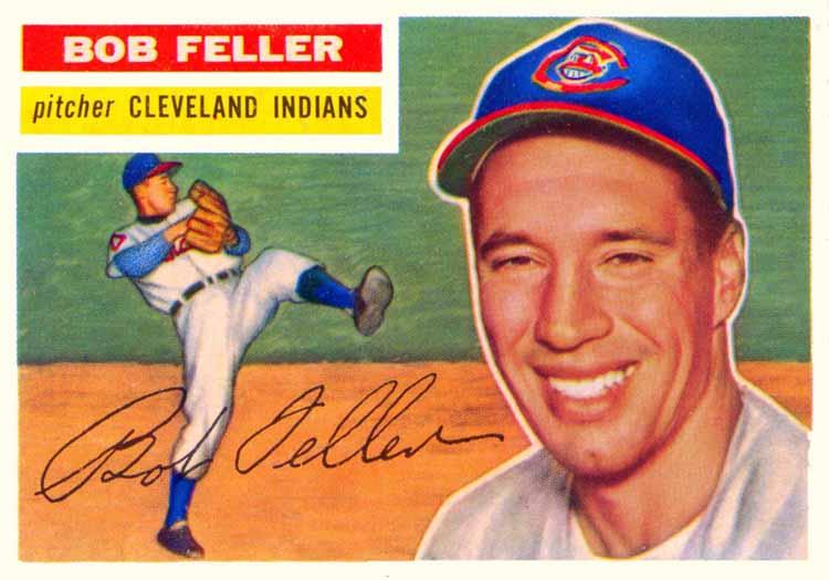 Bob Feller Card