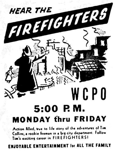 Firefighters Advertisement