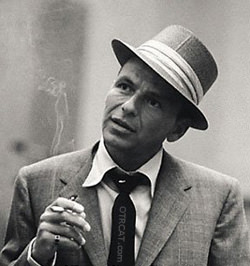 Frank Sinatra Swing For Lovers!