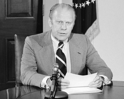 Gerald Ford Speeches Old Time Radio