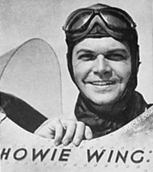 Howie Wing A Saga Of Aviation