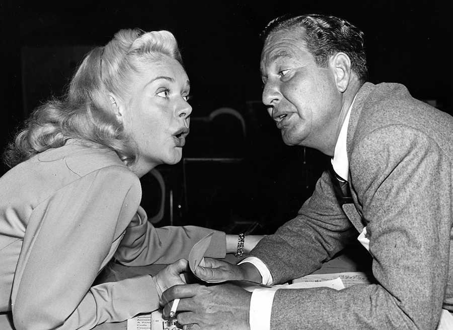 Phil Harris & Alice Faye