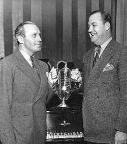Jack Benny & Don Wilson