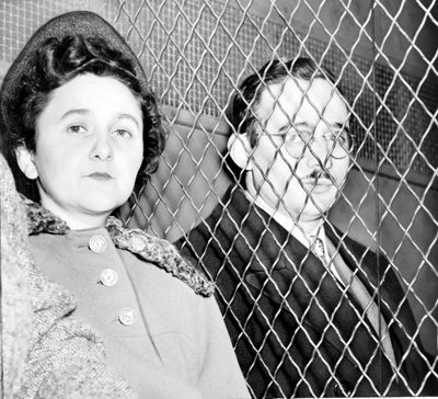 Ethel & Julius Rosenberg