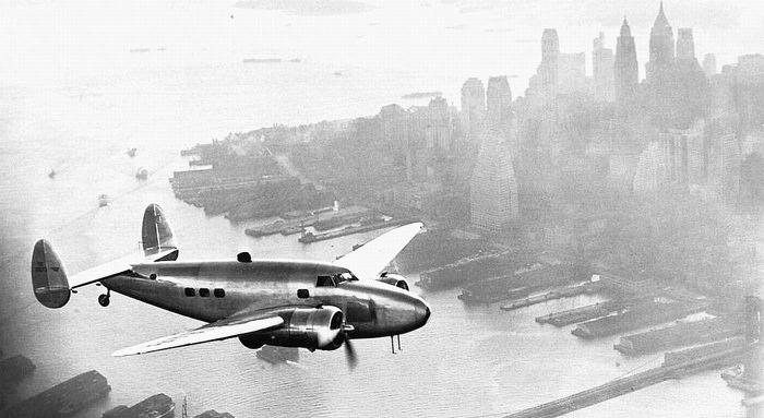 Super Electra 1938