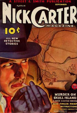 Nick Carter Novel