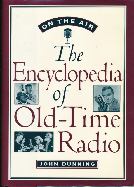 On the Air Encyclopedia Of OTR
