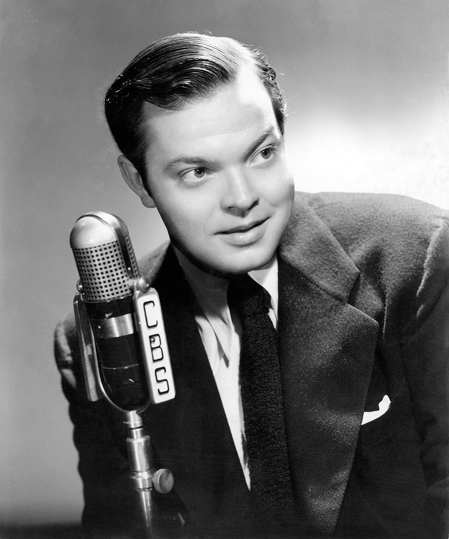 Orson Welles 1941