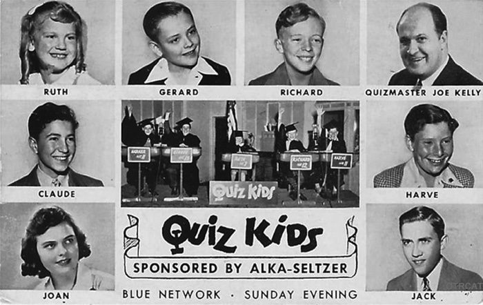 Quiz and Game Old Time Radio Shows | Old Time Radio