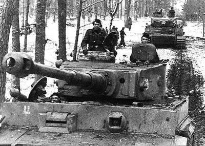 Panzer Tanks