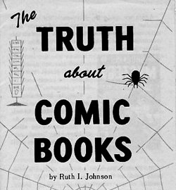 Truth About Comic Books