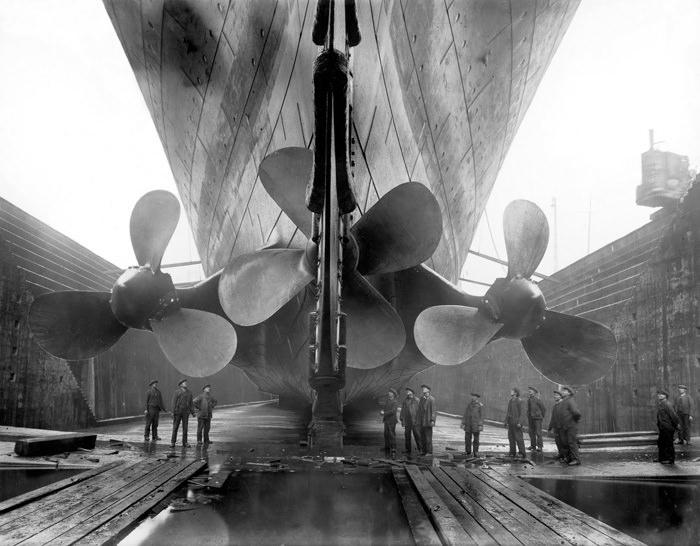 Titanic Propellers