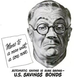 Savings Bonds 1949
