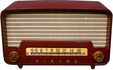 1953 Viking Radio