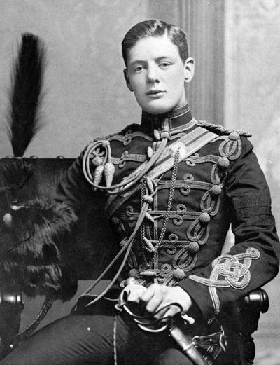 Winston Churchill 1894