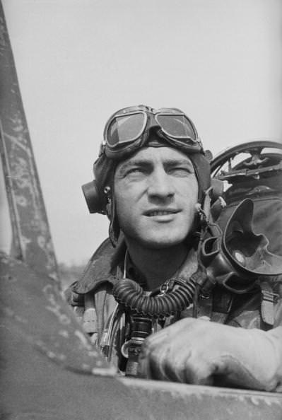 1945 AAF Pilot