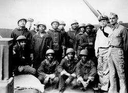 African American Solders in WWII