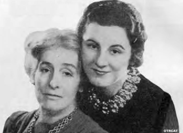 Against the Storm Cast: May Davenport Seymour and Anne Seymour
