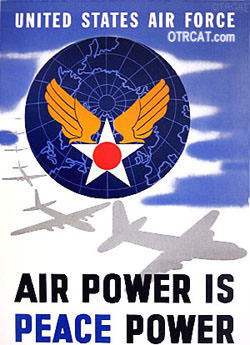 Air Power is Peace Power