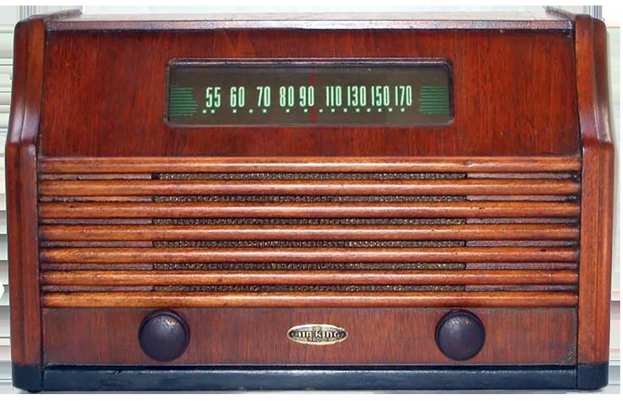 Airking 1945 Radio