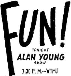 Fun Tonight Alan Young