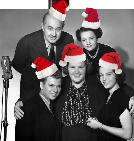 Aldrich Family Christmas