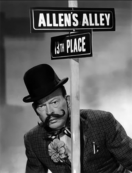 Allen's Alley