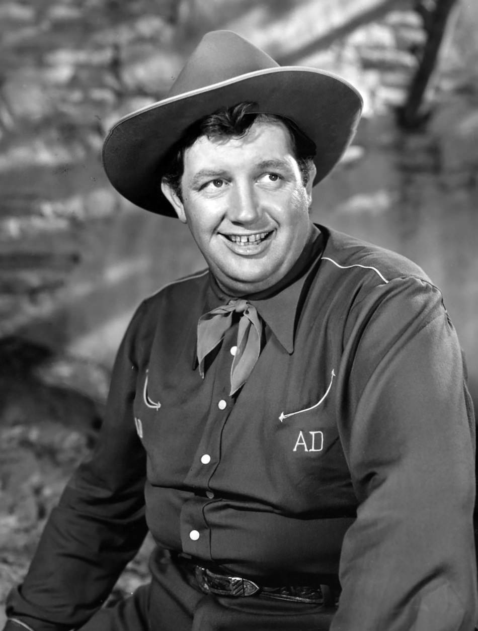 andy devine tv show