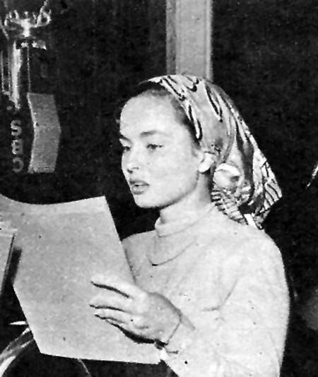 Ann Blyth Radio