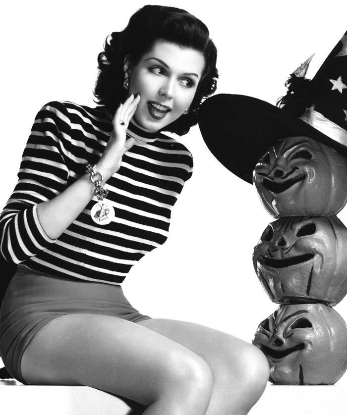 Ann Miller Halloween