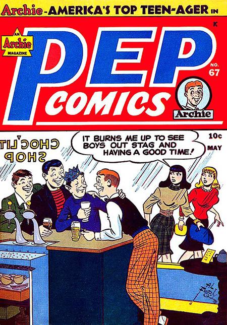 Archive Comic 1941