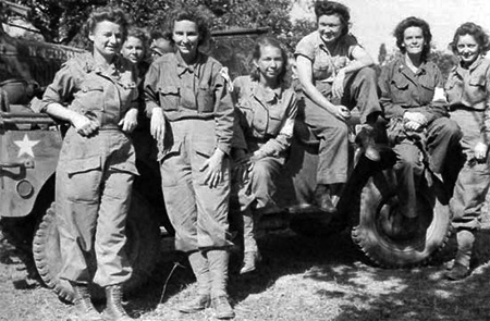WWII Army Nurse Corp