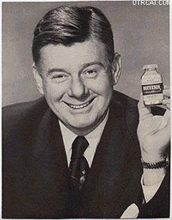 Arthur Godfrey selling Asprin