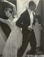 Fred Astaire and sister Adele Astaire