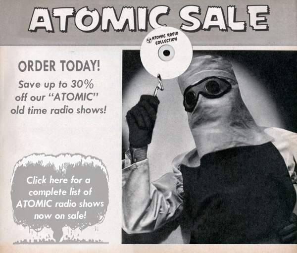 Atomic Radio Sale: Up to 30% Off