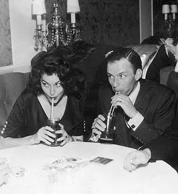 Ava Garnder & Frank Sinatra