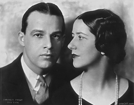 Lynn Fontaine and Alfred Lunt