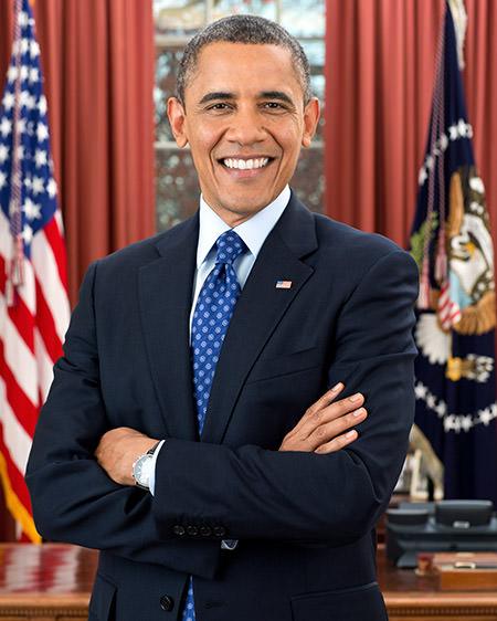 Barak Obama President