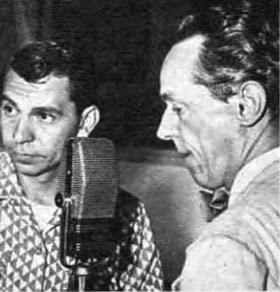Barton Yarborough and Jack Webb