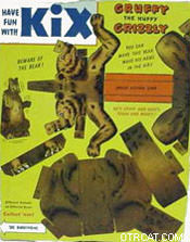 Kix brand advertisement