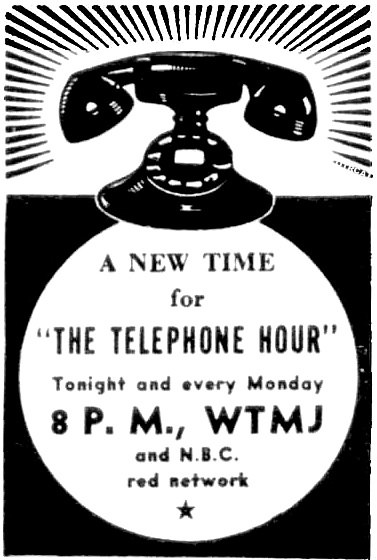 Bell Telephone Hour Encores
