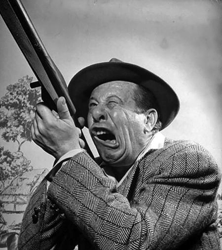 Bert Lahr Gun