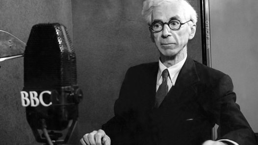 Sir Bertrand Russell