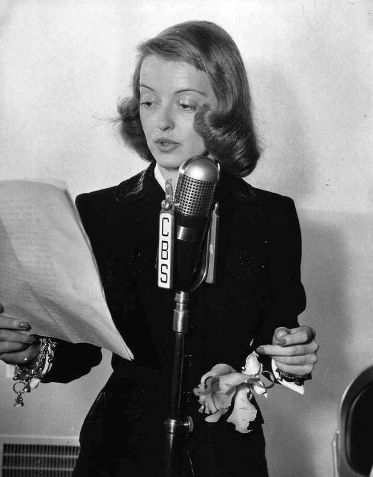 Bette Davis on Silver Theater