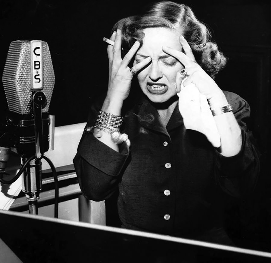 Bette Davis Radio